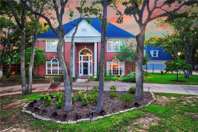580 Truelove Trail, Southlake, TX 76092 (MLS #13867567) :: Frankie Arthur Real Estate