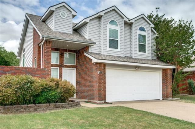 6928 Driffield Circle, North Richland Hills, TX 76182 (MLS #13867578) :: Team Hodnett