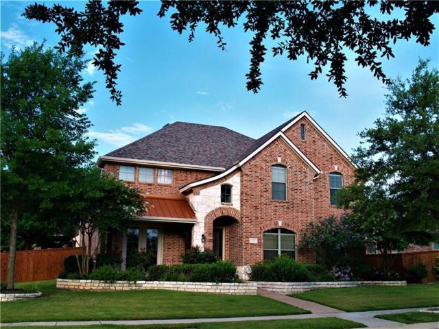 9611 Arbor Court, Lantana, TX 76226 (MLS #13867620) :: Team Hodnett