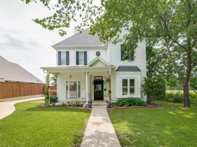 621 Austin Street, Grapevine, TX 76051 (MLS #13867635) :: Cassandra & Co.