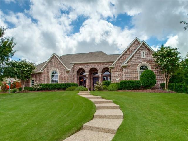 591 Amistad Drive, Prosper, TX 75078 (MLS #13867646) :: Frankie Arthur Real Estate