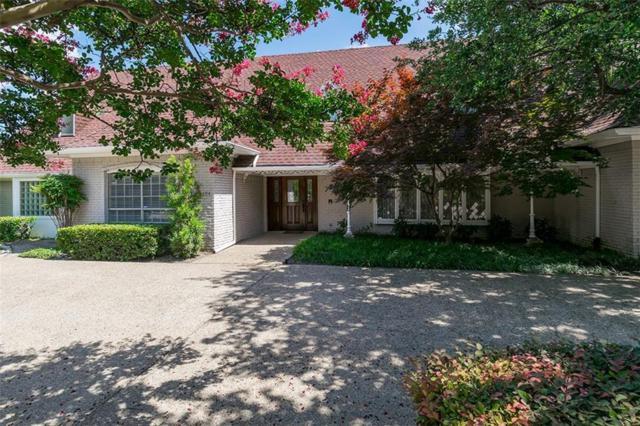 7704 Turnberry Lane, Dallas, TX 75248 (MLS #13867660) :: Robinson Clay Team