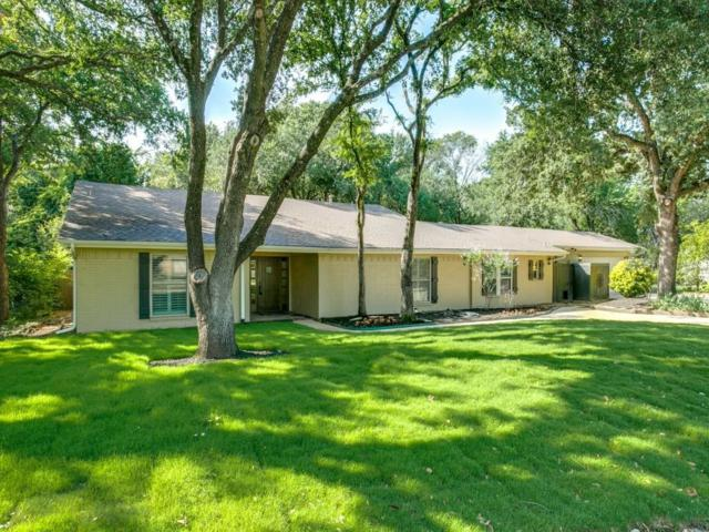 4810 Lloyd Court, Flower Mound, TX 75028 (MLS #13867667) :: Cassandra & Co.
