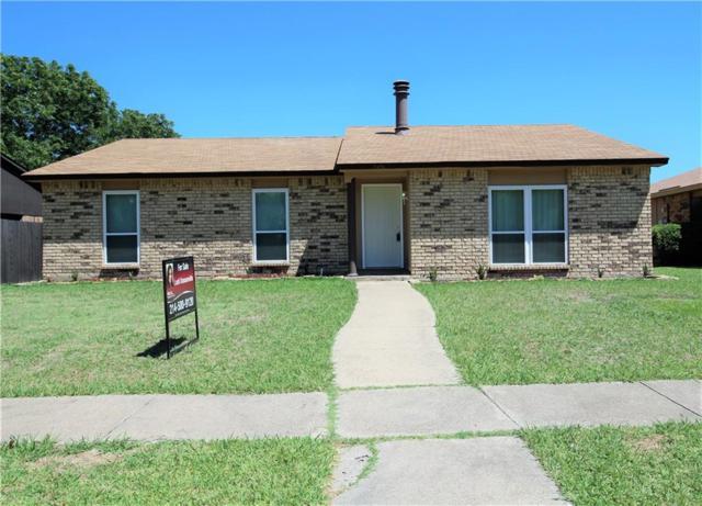 5620 Truitt Street, The Colony, TX 75056 (MLS #13867687) :: Kimberly Davis & Associates