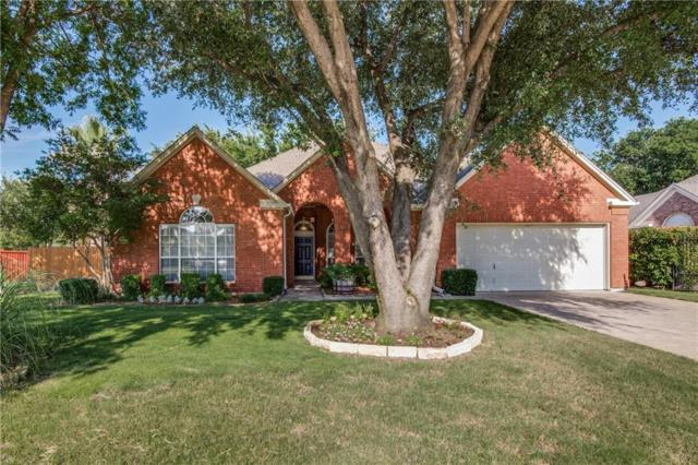 126 Carrington Drive, Coppell, TX 75019 (MLS #13867704) :: The Chad Smith Team