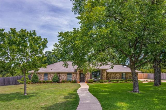 909 Hillside Drive, Copper Canyon, TX 75077 (MLS #13867709) :: Baldree Home Team