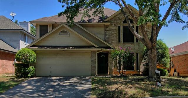 8841 Brushy Creek Trail, Fort Worth, TX 76118 (MLS #13867748) :: Team Hodnett