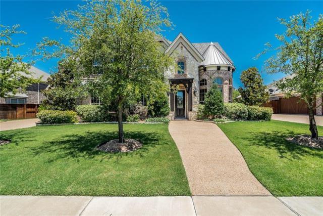 132 Townlake Drive, Prosper, TX 75078 (MLS #13867785) :: Kimberly Davis & Associates
