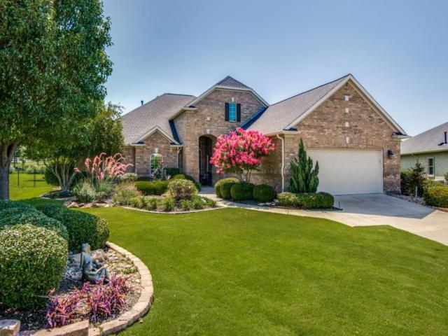 9601 Callaway Court, Denton, TX 76207 (MLS #13867815) :: Magnolia Realty