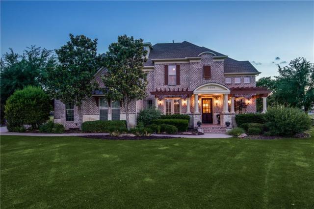 1500 Woodhaven Drive, Prosper, TX 75078 (MLS #13867821) :: Kimberly Davis & Associates