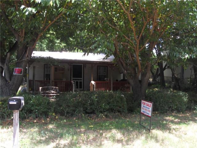 609 Fay Boulevard, Fort Worth, TX 76120 (MLS #13867843) :: RE/MAX Pinnacle Group REALTORS