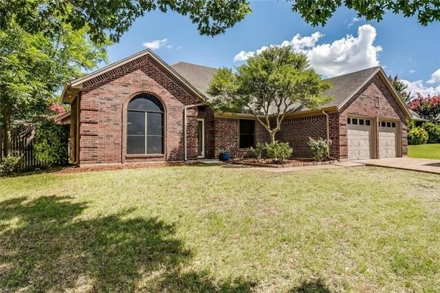 112 Mcalister Road, Burleson, TX 76028 (MLS #13867892) :: The FIRE Group at Keller Williams