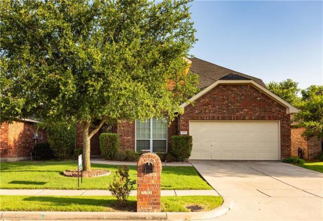 609 Kiowa Drive, Mckinney, TX 75071 (MLS #13867925) :: Team Hodnett