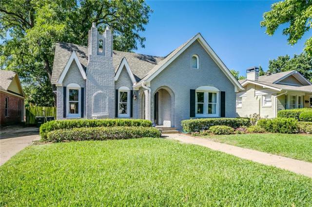 4009 Mattison Avenue, Fort Worth, TX 76107 (MLS #13867992) :: Magnolia Realty