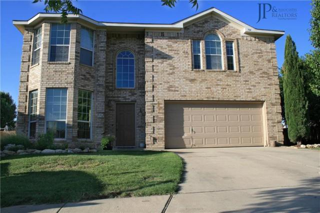 704 Agora Court, Fort Worth, TX 76052 (MLS #13868069) :: RE/MAX Landmark