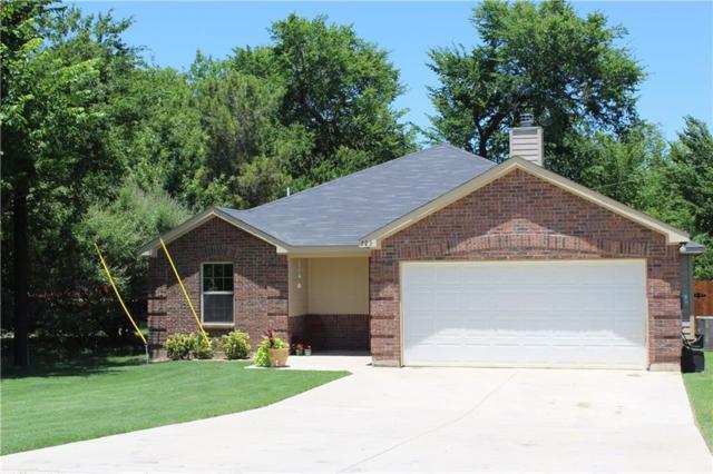 723 Thompson Drive, Lake Dallas, TX 75065 (MLS #13868090) :: Baldree Home Team