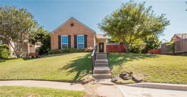 2207 Teakwood Court, Lewisville, TX 75067 (MLS #13868109) :: Cassandra & Co.