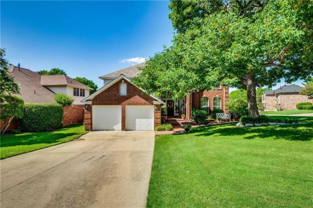 800 Rolling View Court, Highland Village, TX 75077 (MLS #13868117) :: Baldree Home Team