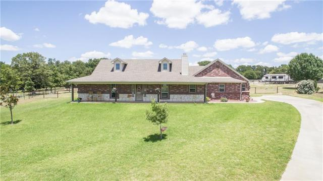 130 Trailview Lane, Weatherford, TX 76088 (MLS #13868156) :: Magnolia Realty
