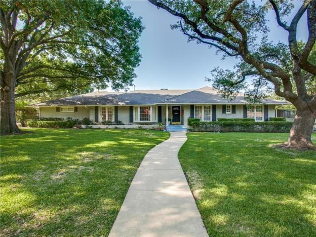 5640 Willow Lane, Dallas, TX 75230 (MLS #13868177) :: Team Hodnett