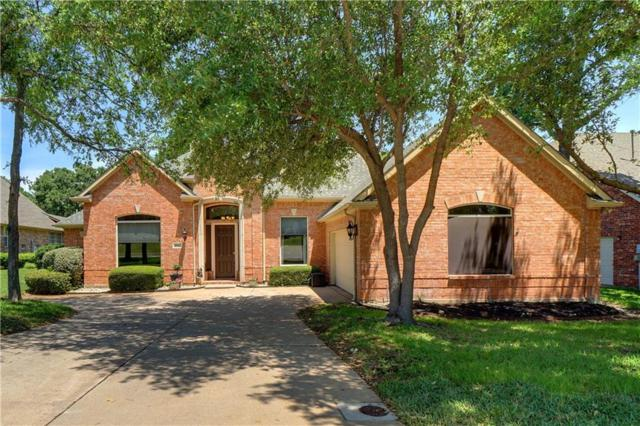 4912 Remington Park Drive, Flower Mound, TX 75028 (MLS #13868199) :: Team Hodnett