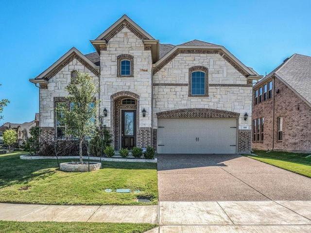 320 Prairie Hill Trail, Lewisville, TX 75056 (MLS #13868228) :: Cassandra & Co.