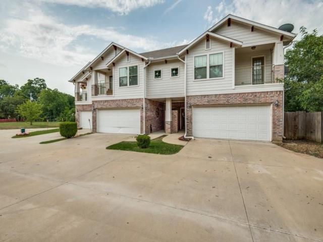 317 Milton St, Lewisville, TX 75057 (MLS #13868242) :: Baldree Home Team
