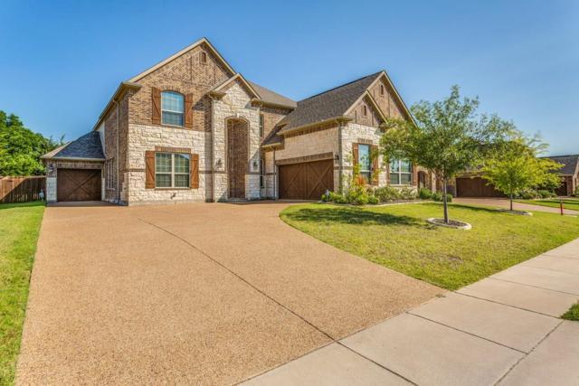 10106 Edgeway Circle, Rowlett, TX 75089 (MLS #13868267) :: Team Hodnett