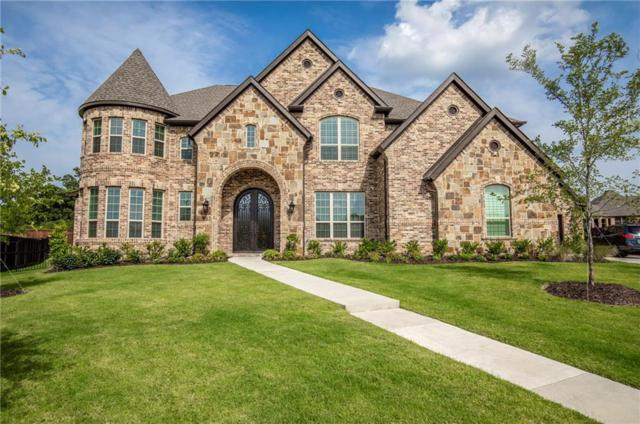 6805 Strauss, Colleyville, TX 76034 (MLS #13868340) :: Kimberly Davis & Associates