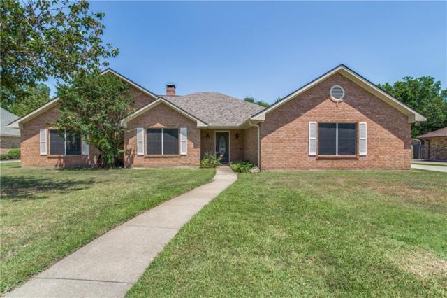 2110 Pecan Street, Bonham, TX 75418 (MLS #13868349) :: Baldree Home Team