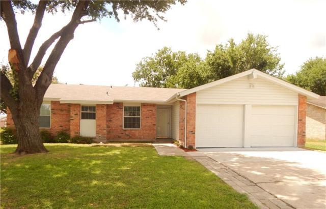 1554 Oakbrook Street, Lancaster, TX 75134 (MLS #13868380) :: The Chad Smith Team