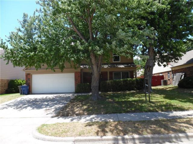 7021 Quail Meadow Drive, Watauga, TX 76148 (MLS #13868392) :: RE/MAX Pinnacle Group REALTORS