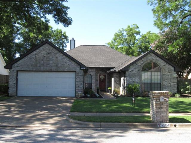 2604 Tall Meadow Court, Bedford, TX 76021 (MLS #13868399) :: The Chad Smith Team