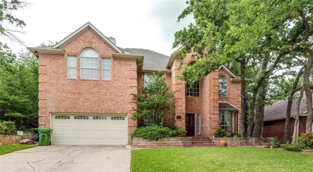 1804 Sandalwood Lane, Grapevine, TX 76051 (MLS #13868438) :: The Rhodes Team