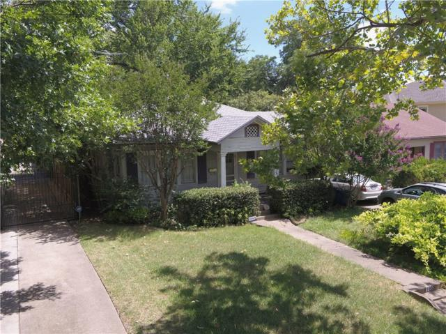 6035 Goliad Avenue, Dallas, TX 75206 (MLS #13868449) :: RE/MAX Pinnacle Group REALTORS