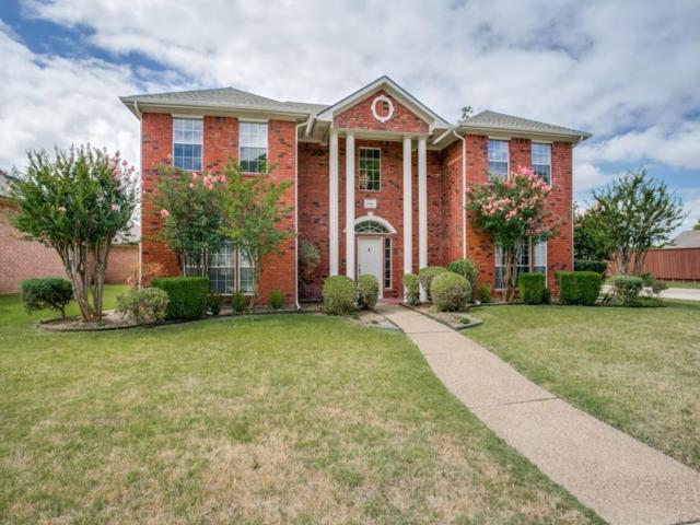 3528 Dartmouth Drive, Plano, TX 75075 (MLS #13868454) :: Kimberly Davis & Associates