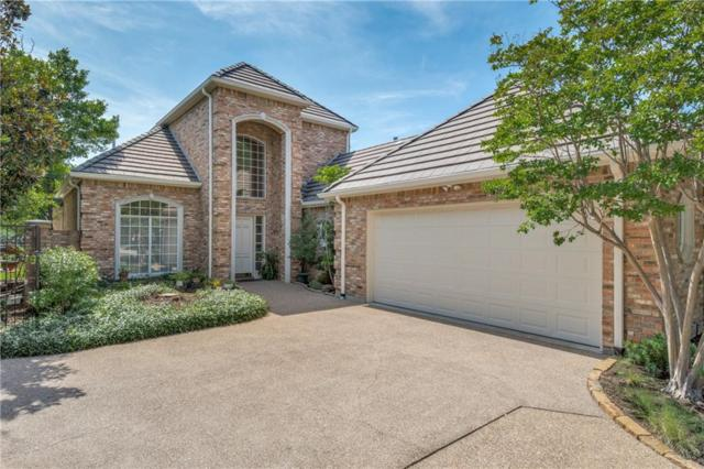 23 Fairway Drive, Frisco, TX 75034 (MLS #13868457) :: RE/MAX Town & Country
