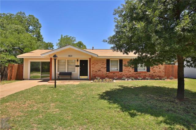 3210 Sherry Lane, Abilene, TX 79603 (MLS #13868548) :: RE/MAX Landmark