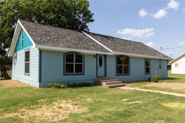 201 E South Front Street, Frost, TX 76641 (MLS #13868580) :: Team Hodnett