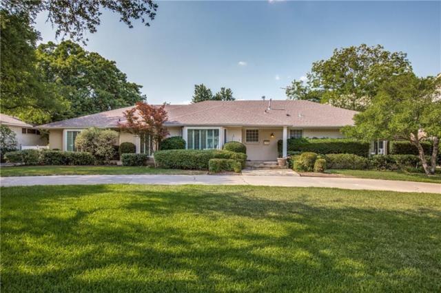 4815 Myerwood Lane, Dallas, TX 75244 (MLS #13868638) :: Magnolia Realty