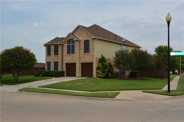 300 Spanish Oak Drive, Lake Dallas, TX 75065 (MLS #13868639) :: RE/MAX Town & Country