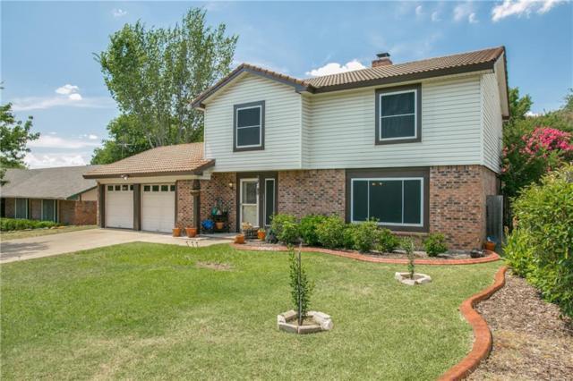 6725 Greendale Court, North Richland Hills, TX 76182 (MLS #13868688) :: Team Hodnett