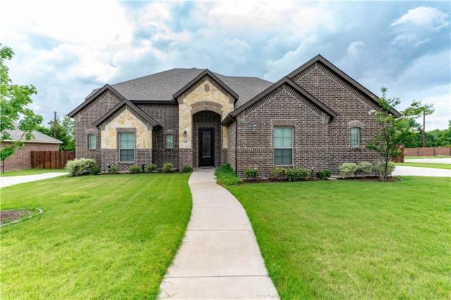 329 Susan Way, Red Oak, TX 75154 (MLS #13868722) :: Pinnacle Realty Team
