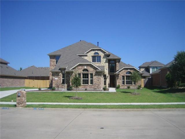 253 Fox Hollow Street, Forney, TX 75126 (MLS #13868792) :: Team Hodnett