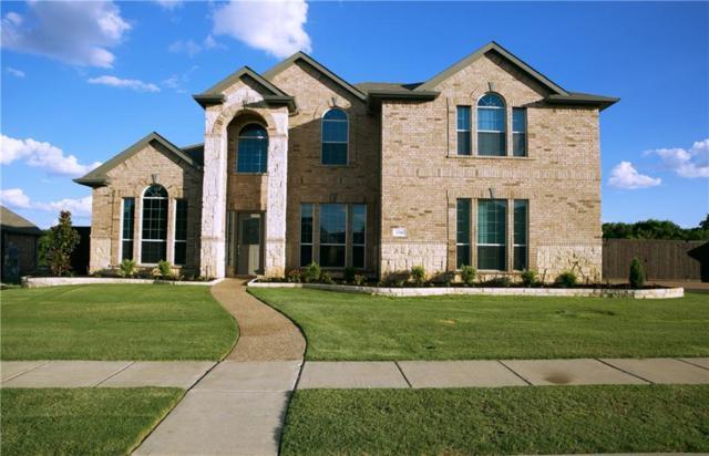 356 Cedar Crest Drive, Justin, TX 76247 (MLS #13868810) :: Kindle Realty