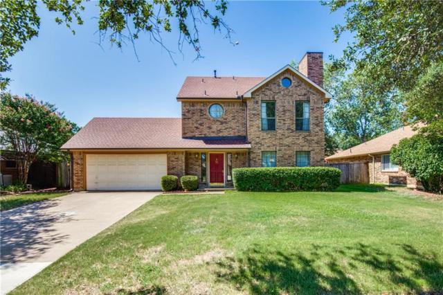 2517 Meadowview Drive, Corinth, TX 76210 (MLS #13868842) :: Baldree Home Team