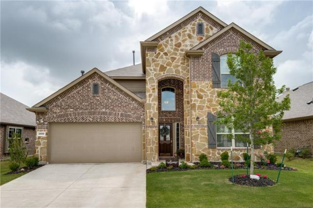 2408 Griffith Park Drive, Prosper, TX 75078 (MLS #13868874) :: Pinnacle Realty Team