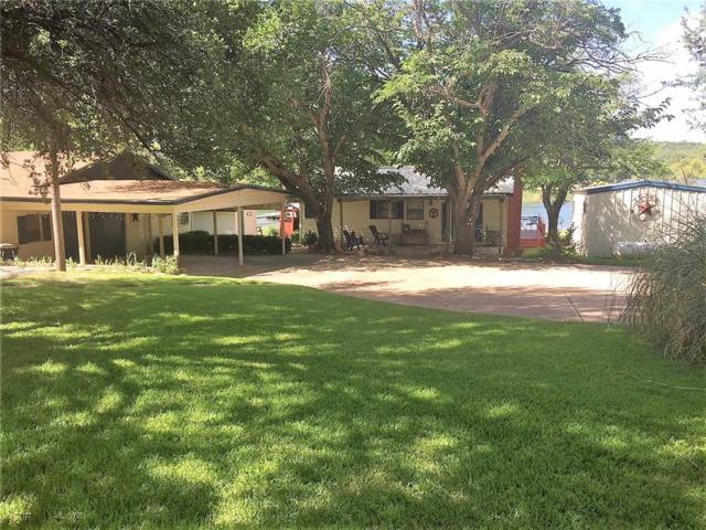 2039 Harris Drive, Possum Kingdom Lake, TX 76449 (MLS #13868926) :: Team Hodnett