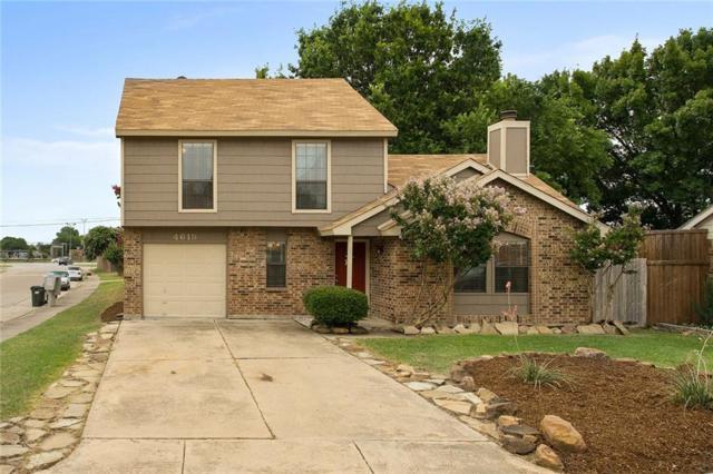 4615 Larner Street, The Colony, TX 75056 (MLS #13868970) :: Pinnacle Realty Team