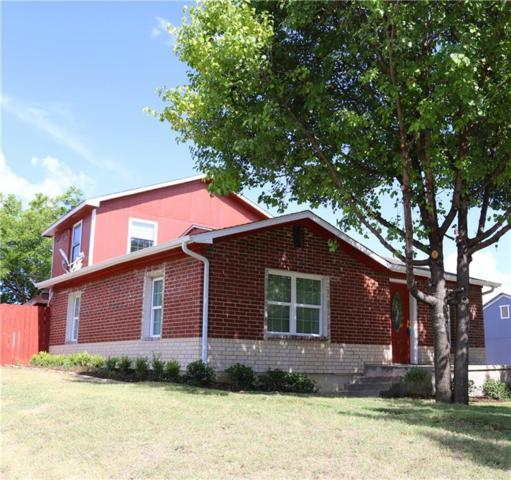 3801 S Jones Street, Fort Worth, TX 76110 (MLS #13868974) :: The Chad Smith Team